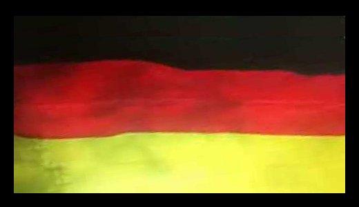 JEZT - Wir Trauern - Deutsche Flagge