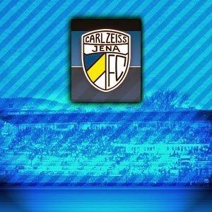 JEZT - Emblem des FC Carl Zeiss Jena - Symbolfoto © MediaPool Jena auf Basis eines Fotos des FCC