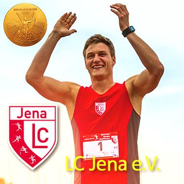 JEZT - Thomas Röhler holte Gold in Rio 2016 - Abbildung © MediaPool Jena nach einem Foto des LC Jena