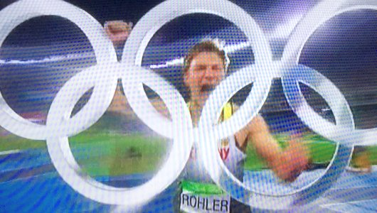 JEZT - Thomas Röhler ist Olympiasieger - Screenshot © ARD Das Erste