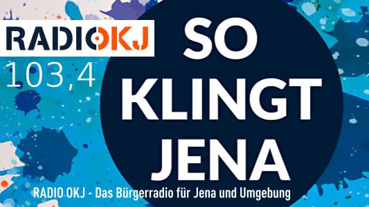 RADIO OKJ 103komma4 - Das Bürgerradio für Jena und Umgebung