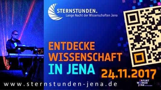 6. Lange Nacht der Wissenschaft Teaser - Abbildung © MediaPool Jena Stadt Jena