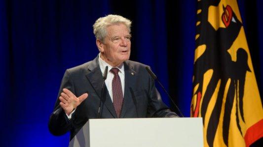 Bundespräsident Gauck in Jena. - Foto 3 © Thüringer Staatskanzlei Welz