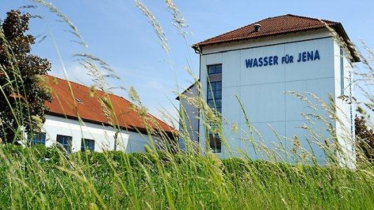 Die Anfang Januar begonnene Umbaumaßnahme im Wasserwerk Burgau wurde in der vergangenen Woche abgeschlossen. - Foto © Stadtwerke Jena