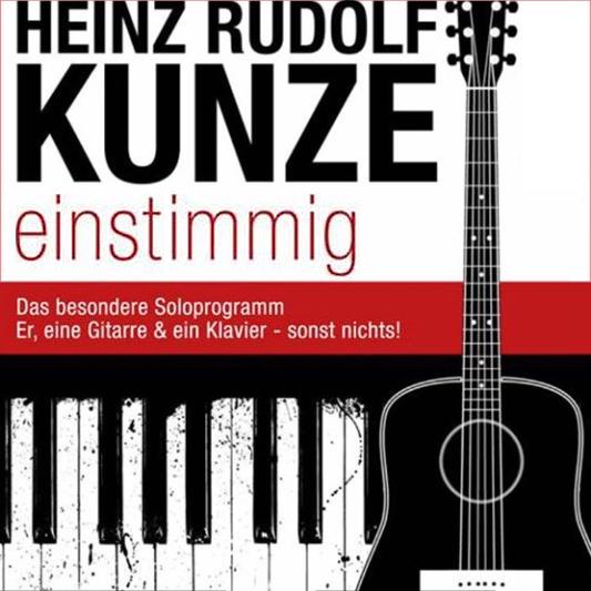 Heinz Rudolf Kunze - einstimmig - Teaser © mawi concerts