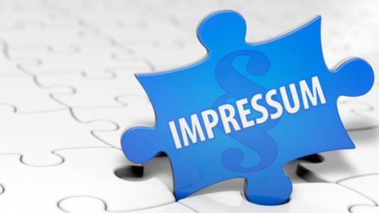 Internetrecht Impressum Puzzle by bluedesign FotoliaLicense#130926976