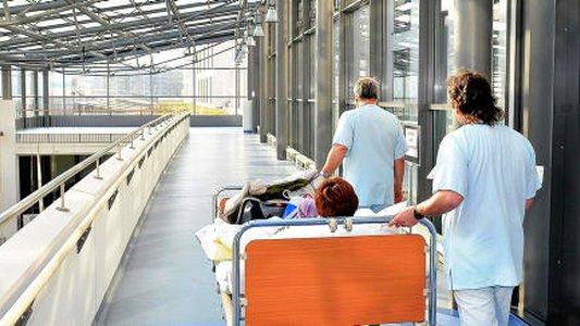 96 Patienten der UKJ Kliniken für Innere Medizin sind an dem Samstag umgezogen - Foto © Universitätsklinikum Jena Schacke Szabo