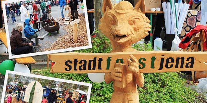 Imressionen vom Jenaer Holzmarkt - Foto © KSJ