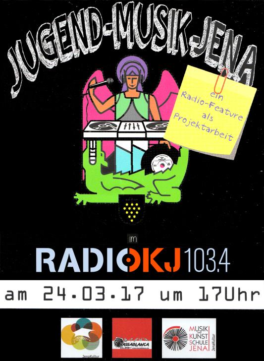Jugend-Musik-Jena 24.03.2017 © MediaPool Jena