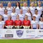 Die 1. Mannschaft des FF USV Jena in der Saison 2017 2018. - Foto © FF USV Scheere