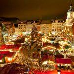 Der Weihnachtsmarkt auf dem Jenaer Marktplattz. - Symbolfoto © JenaKultur Hub