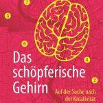 """K. Lehmann """"Das schöpferische Gehirn"""" - Buchcover © Springer Verlag"""