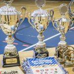 Pokale des Karl-Schnieke-Turniers 2016. - Foto © FCC