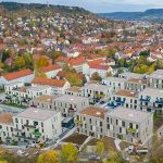 Die Friedensberg-Terrassen in Jena. Foto © jenawohnen GmbH