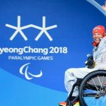 Andrea Eskau bei den Winter-Paralympics in Pyeongchang - Bildrechte: USV Magdeburg