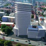 So soll der neue Steinweg-Tower aussehen. - Abbildung © GW Projects GmbH Frankfurt am Main