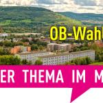 """OB Wahl 2018"": STEB-Diskussionen mit Oberbürgermeister-Kandidaten in der Kita Janusz Korczak am Bibliotheksweg"