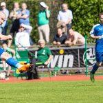 Der FC Carl Zeiss drehte das Spiel in Bremen in Halbzeit 2. - Bildrechte: FCC