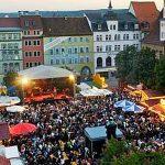 Frühlngsmarkt auf Jenas historischem Marktplatz - Symbolfoto © JenaKultur