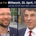 "Nicht verpassen heute Abend… ""TV Duell: Nitzsche vs. Schröter"""
