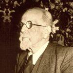 Prof. Dr. med. Felix Otto Skutsch 1861-1951. - Fotoabbildung © MediaPool Jena