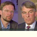 """""""Auf Augenhöhe"""": Dr. Thomas Nitzsche und Dr. Albrecht Schröter im JenaTV Duell"""