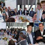 80 Teilnehmerinnen und Teilnehmer diskutieren anlässlich des Regionaldialogs Digitalwirtschaft - Fotos © Jürgen Scheere