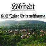 """""""800 Jahre Ersterwähnung Löbstedt"""": Nächste Woche gibt es dreitägige Feierlichkeiten"""