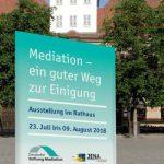 """Ausstellung """"Mediation"""" im Historischen Rathaus - Bildrechte: Stadt Jena"""