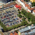 Das Eichplatz-Areal aus der Luft. - Bildrechte: Stadt Jena