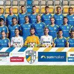 Die 1. Mannschaft des FC Carl Zeiss Jena in der Saison 2018/2019. - Foto © FCC