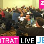 """""""STADTRAT LIVE"""": Heute gibt es ab 17.00 Uhr wieder die Liveübertragung in Radio und Internet"""