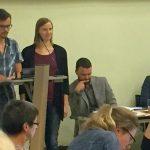 Fragestunde zum Geburtshaus Jena im Stadtrat. - Foto © MedisPool Jena