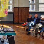Jenas Oberbürgermeister Dr. Thomas Nitzsche bei der Verleihung des Grete-Unrein-Ehrenamtspreises 2018