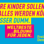 Weltbeste Bildung für jeden beginnt vor Ort: Der FDP-Kreisverband nimmt am Bundesweiten Vorlesetag 2018 teil