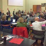 Der Jenaer Stadtrat beschhließt mit großer Mehrheit die überarbeiteteStrategie fu¨r Wachstum und Investitionen. - Foto © MediaPool Jena
