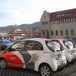 Elektroautos in Jena - Bildrechte: EMOTIF