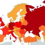 Ernährungsbedingte Todesfälle durch Herz-Kreislauf-Erkrankungen in der WHO-Europazone 2016. - Foto © MLU