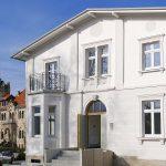 In der Paradiesstraße 3 befindet sich das Bestattunghaus Jena, . - Foto © Stadt Jena Kristian Philler
