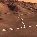 Mars-Report 04: So geht es mit dem Curiosity-Rover auf dem Kraterberg weiter