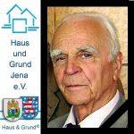 """»JENA VOR FÜNF JAHREN« – """"Haus & Grund Jena trauert: Prof. Dr. Sigmar Spauszus verstarb in Jena im Alter von 87 Jahren"""