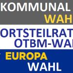 Heute ist WAHLTAG in Jena und der Region: Stimmabgabe bis 18:00 Uhr möglich – GEHEN SIE WÄHLEN!