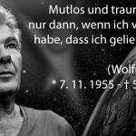 """""""Der kleine Tag"""": Schritsteller Wolfram Eicke im Alter von 63 Jahren verstorben"""