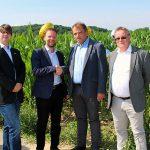 Interkommunales Gewerbegebiet Rothenstein und Jena: Gemeinde- und Stadtspitze stellten Details vor