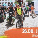 "Die MUT-Tour kommt heute nnach Jena / Mitfahr- Aktion ""Jena – Kunitz – Jena"" am 26.08.2019"