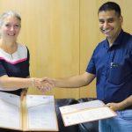 Kompetente und exzellente Partner sind gefragt: Kooperationsvertrag der FSU mit Forschungseinrichtung in Pune unterzeichnet