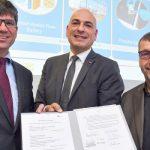 Zusätzlicher Rückenwind für die Erforschung neuer Energiespeicher: Das CEEC in Jena wird ausgebaut