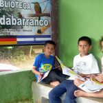 Der Eine-Welt-Haus e.V. Jena dankt herzlich für die Unterstützung des Bibliotheksprojekts in der nicaraguanischen Gemeinde Dulce Nombre