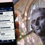 """Elektronischer Wegweiser: Neue App """"Career Uni Jena"""" bietet Orientierungshilfen für Studierende"""