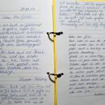 Intensiv-Tagebücher (1): Trauma Ausstellung ist noch bis Ende November in der Magistrale des UKJ zu sehen